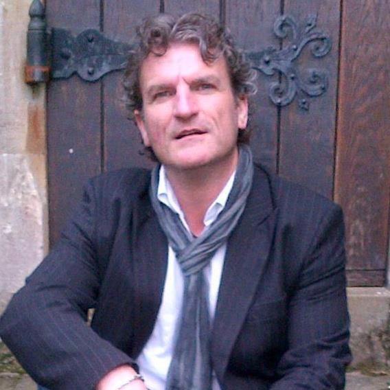 Photo of author Mick O'Shea